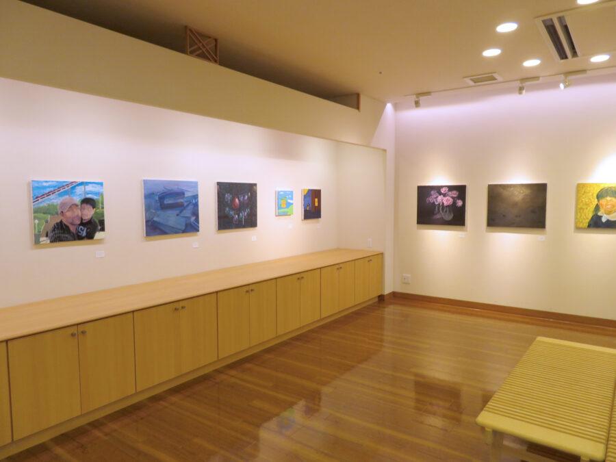 神戸芸術工科大学 学生絵画作品展「色彩とフォルム」